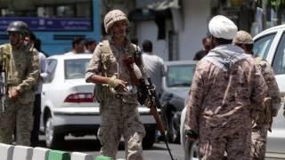 Download Attacks in Iran's capital kill 12 Video