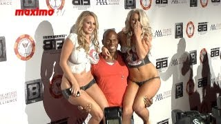 Download Shad Gaspard 8th Annual BTE All-Star Celebrity Kickoff Party Video