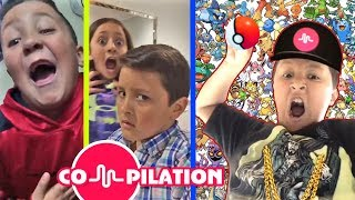 Download LIP SINGING COMPILATION Video: MIKE from FGTEEV & FUNnel Vision! Short Funny Song Clips Video 4 Kids Video