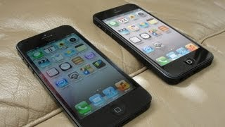 Download Fake vs Real iPhone 5 Video