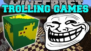 Download Minecraft: SUPERHEROES TROLLING GAMES - Lucky Block Mod - Modded Mini-Game Video