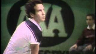 Download John McEnroe's most famous outburst happened in Stockholm in 1984 Video