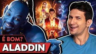 Download ALADDIN é bom? - Vale Crítica Video