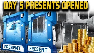 Download DAY 5 PRESENTS OPENED | 2 MILLION COINS MADE | MADDEN 19 ULTIMATE TEAM Video
