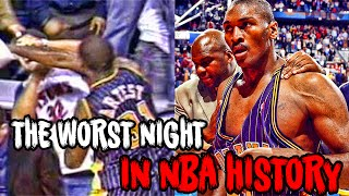 Download The WORST Night In NBA HISTORY (The Malice At The Palace) Video