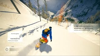 Download STEEP - First 20 Minutes Early Gameplay (New Snowboarding Game) Video