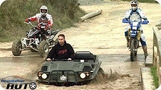 Download Offroad-Test | Nimog vs Enduro vs Sportquad vs Argo | Abenteuer Auto Classics Video