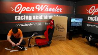 Download Game Driving Seats: the Open Wheeler Racing Cockpit Video