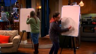 Download Game Night - Pictionary (Guys vs Girls) ~ The Big Bang Theory ~ Video