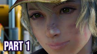 Download FINAL FANTASY XV | PS4 PRO | Part 1 Video