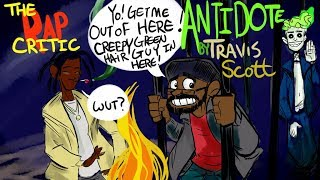 Download Rap Critic: Travis Scott - Antidote Video