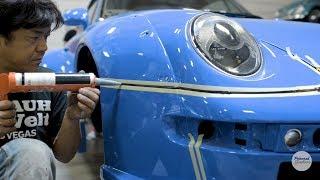 Download RAUH-WELT Portland Build #3 - Porsche 993   503 Motoring Reservoir Dog   FULL SCREEN EDITION (4K) Video