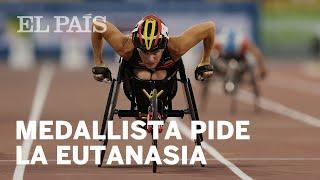 Download Marieke Vervoort, la campeona paralímpica que quiere pedir la eutanasia | Deportes Video