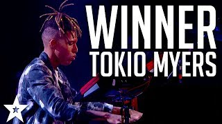 Download Tokio Myers WINNER | ALL Performances | Britain's Got Talent 2017 Video