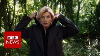 Download Doctor Who's 13th Time Lord unveiled- BBC News Video