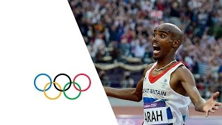 Download Mo Farah Wins Men's 5000m Gold - London 2012 Olympics Video