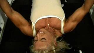 Download Johanna Dejager FBB 225lbs Bench Press Video