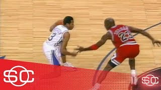 Download [March 12, 1997] When Allen Iverson crossed up Michael Jordan | SportsCenter | ESPN Archives Video