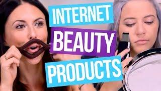 Download 5 Weird Internet Beauty Products (Beauty Break) Video