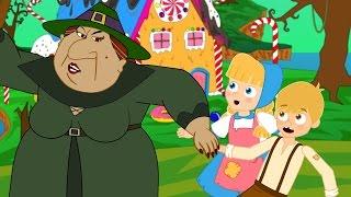 Download Гензель и Гретель - Мультфильм - сказки для детей - сказка Video