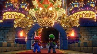 Newer Super Mario Bros Wii - Koopa Core Final Castle Free