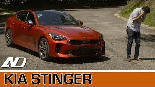 Download Kia Stinger - El mejor coche coreano que he manejado Video