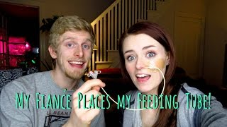 Download My Fiancé Places my Feeding Tube! Video
