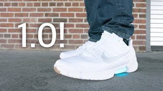Download Dope Tech: Self Lacing Nike HyperAdapt 1.0! Video