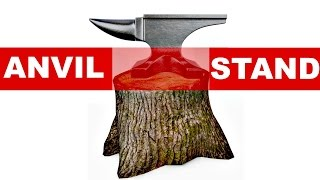 Download Best Blacksmith Anvil Stand + 2 Video
