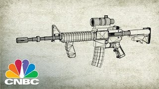 Download Who Makes The AR-15 Rifle? | CNBC Video