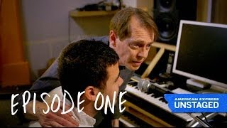 Download Vampire Weekend Meets Steve Buscemi - Ep 1 I AMEX UNSTAGED Video