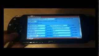 Download PSP Internet: How to install PspKvm + Opera Mini (latest version opera mini 7) Video