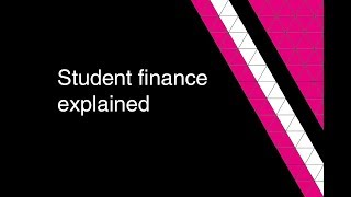 Download Student finance explained 2018/19 Video