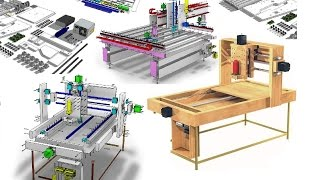 Download DIY CNC Woodworking Machine-How To Make An Ultra Precise CNC Router+My Story-FULL Plans/Videos/eBook Video
