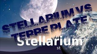 Download Terre plate prouvée grâce à Stellarium ? Video