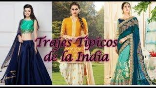 Download ¿Qué visten las mujeres en la India? | Trajes Tipicos de la India (Typical Costumes of India) Video