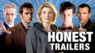 Download Honest Trailers - Doctor Who (Modern) Video