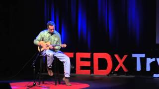 Download Out on the Kalahari: A Ukulele Adventure | Jay Lichty | TEDxTryon Video