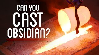 Download Can You Melt Obsidian and Cast a Sword? Video