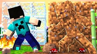 Download Minecraft: CUBÃO - DISFARCE DE TERRA! Video