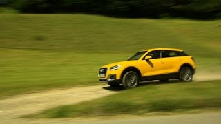 Download NEU: FAHRTEST AUDI Q2 - Qualität, Design + Technik - Motoraktion Review Video