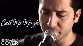 Download Call Me Maybe - Carly Rae Jepsen (Boyce Avenue acoustic cover) on Spotify & Apple Video