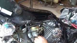 Download Yamaha Virago Carb Removal and Install (87-99) Video
