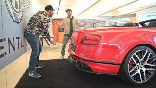 Download Swapping my Rolls-Royce for this Bentley? Video