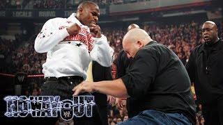 Download Floyd Mayweather attacks The Big Show: WWE No Way Out 2008 Video