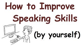 Download How to improve your English speaking skills (by yourself) Video