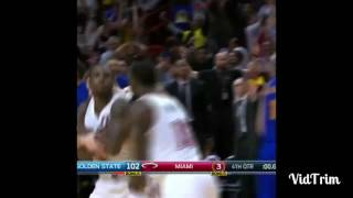 Download Dion Waiters hits game winning 3 to upset Warriors Video