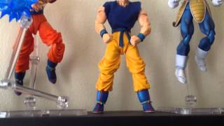 Download S.H. FIGUARTS Collection Dragon Ball Z 1/4 Video
