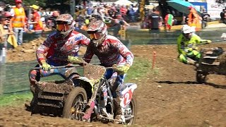 Download Sidecar Motocross World Championship. Roggenburg(CH)- Race1 Video