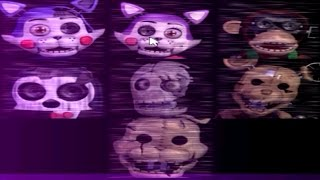 Download PLAY AS ALL ANIMATRONICS! - Five Nights at Candy's 2 Video